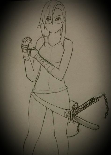 Ruyuz Tachibana, Fear the void and burn. Ruyuz_10