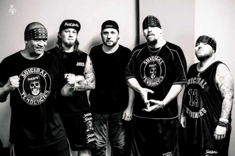 Suicidal Tendencies / Infectious Grooves Sxtx-w10