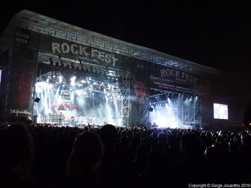 Rock Fest Barcelona 2016 Twiste10