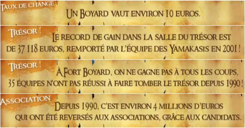 Fort Boyard 2016 - Émission 09 - Équipe Kids United - Page 3 Bandea11