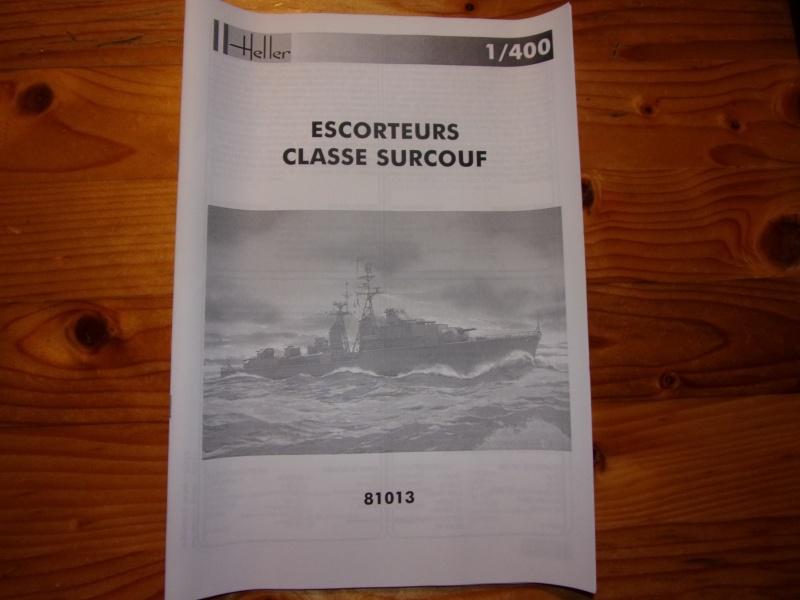 [1/400] Escorteur d'Escadre SURCOUF 102_2026