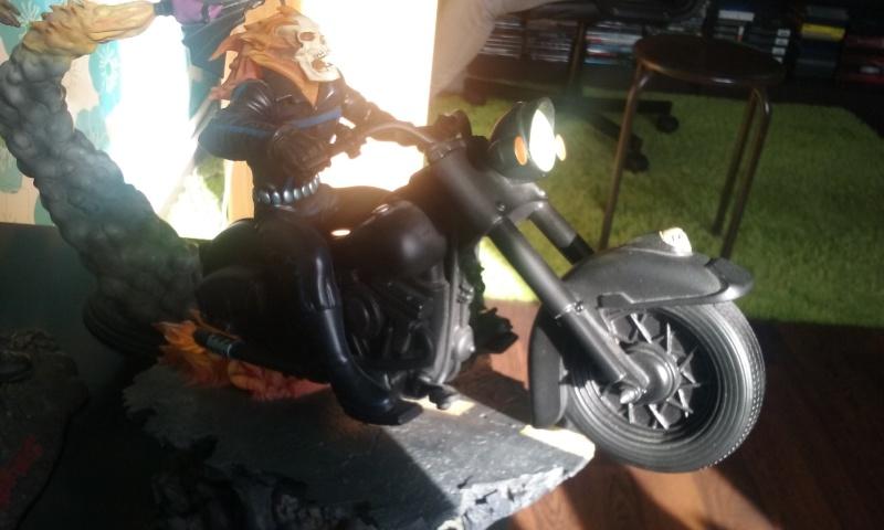 "MOTARD FANTÔME ""J.Blaze classic"" (Ghost Rider) Figuri11"