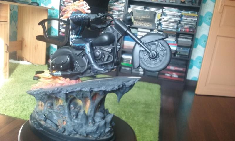 "MOTARD FANTÔME ""J.Blaze classic"" (Ghost Rider) Figuri12"