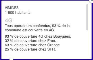 Carte de France du réseau mobile : qui a la meilleure couverture ? Captur23