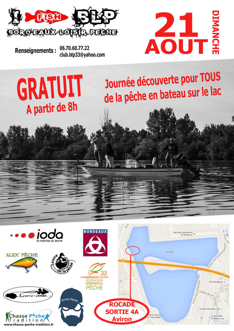 Bordeaux lac édition 2016 Affich10