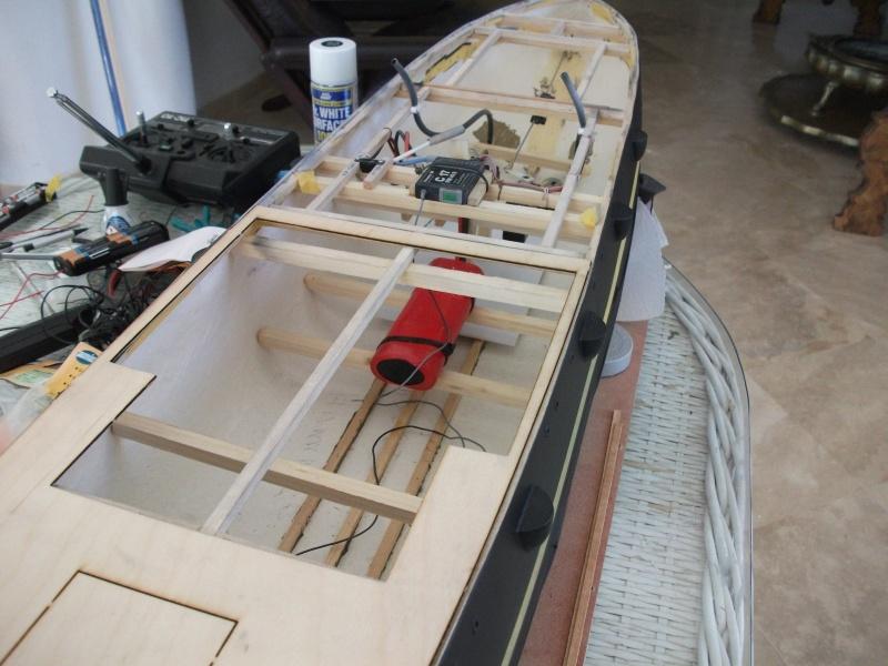 HMS HANNIBAL 1/96  (Predreadnought) DEAN'S MARINE Dscf2222
