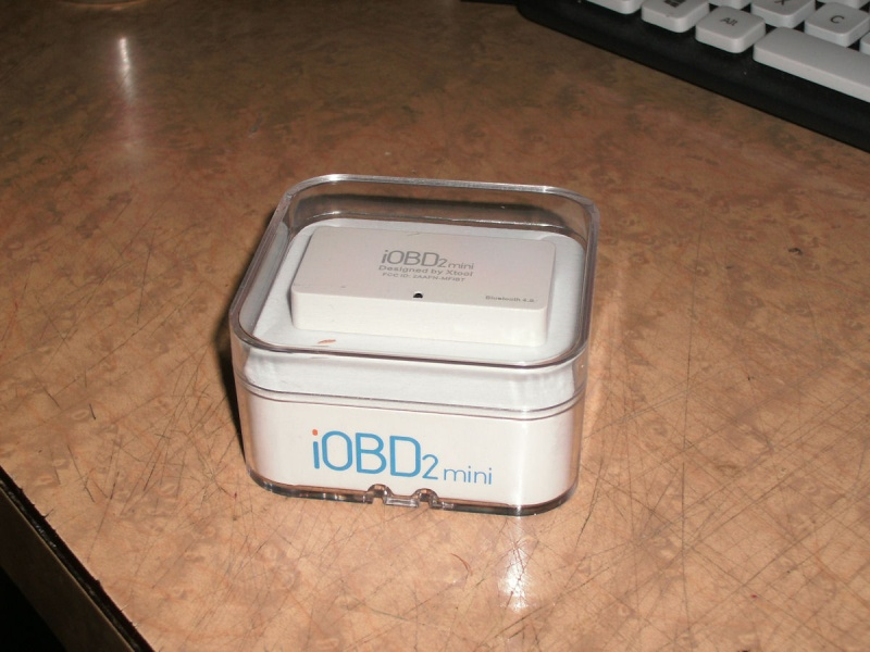 OBD Bluetooth 0110