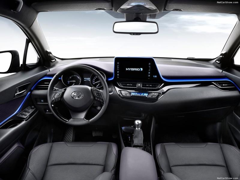 2016 - [Toyota] C-HR - Page 6 Toyota12