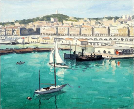 Rachid Boudjedra [Algérie] Port_d10