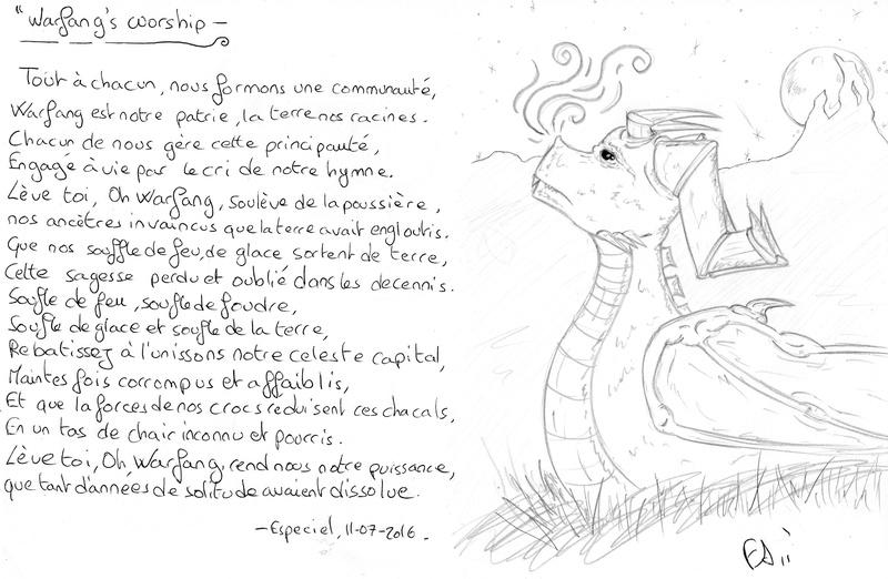 Graphite, douce graphite Dessin11