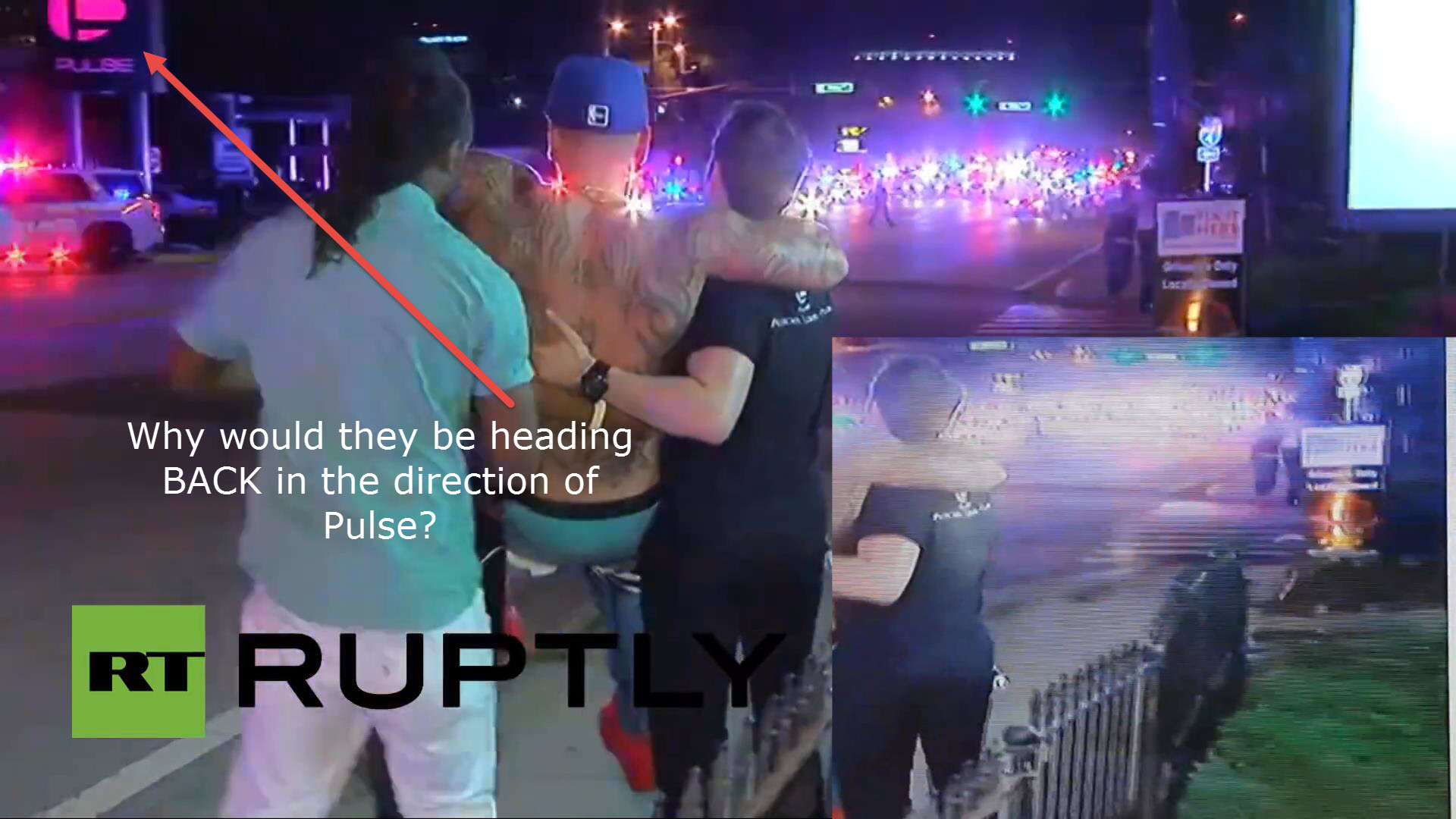 Pulse Orlando Shooting Victims Playing & Heading Back to Pulse During Shooting Pulse-10