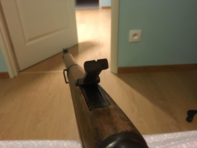 """Mon premier jouet, Mauser M43 """"la Coruna"""" - Page 2 Img_0025"""