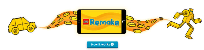 LEGO Remake Site 333310