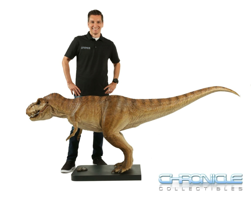 Collection n°529 : Rocketeer67 - MAJ oct 2020 - T-rex 1:5 chronicle collectibles - Page 37 Jurass14