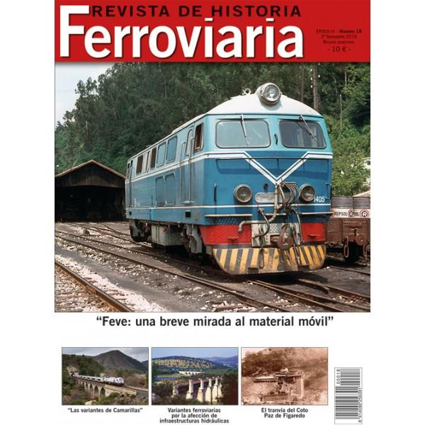 Revista de Historia ferroviaria : le retour (4 ans après...) 283-th10