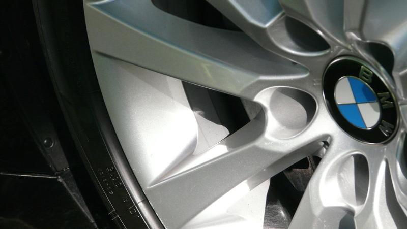 Andrea vs BMW serie 5 Touring, nera. P1220911