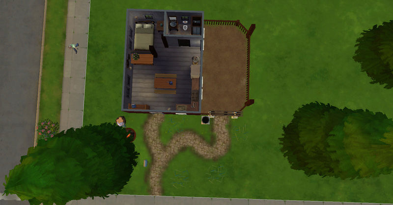 [Challenge Jardin-Ecolo-Sims] Les Laterre ! 09-07-11
