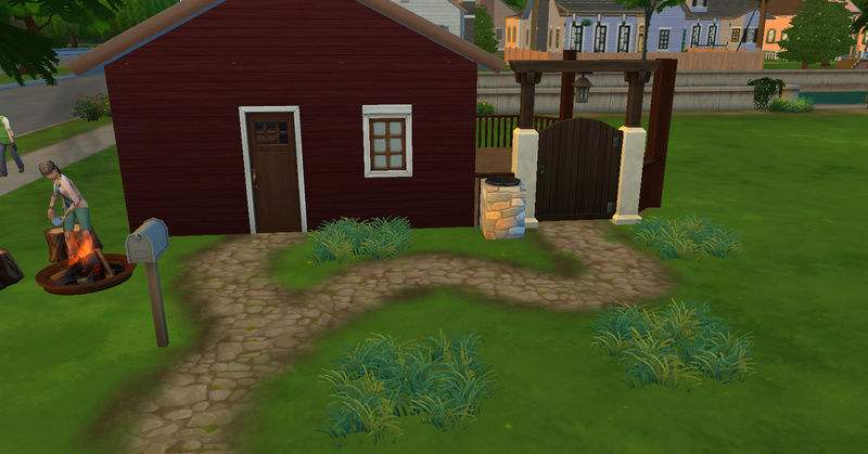 [Challenge Jardin-Ecolo-Sims] Les Laterre ! 09-07-12