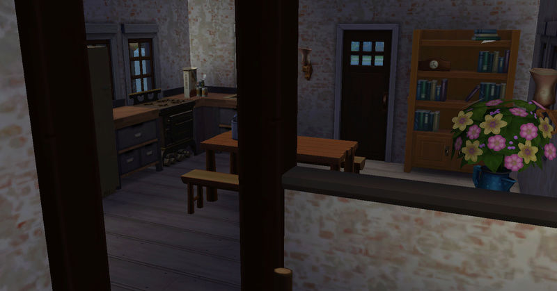 [Challenge Jardin-Ecolo-Sims] Les Laterre ! 09-07-14