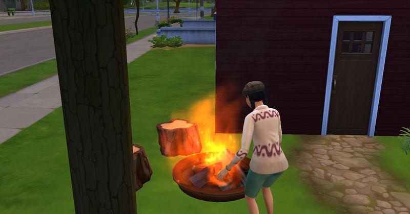 [Abandon] Challenge Jardin-Ecolo-Sims : Les Laterre ! 09-07-31