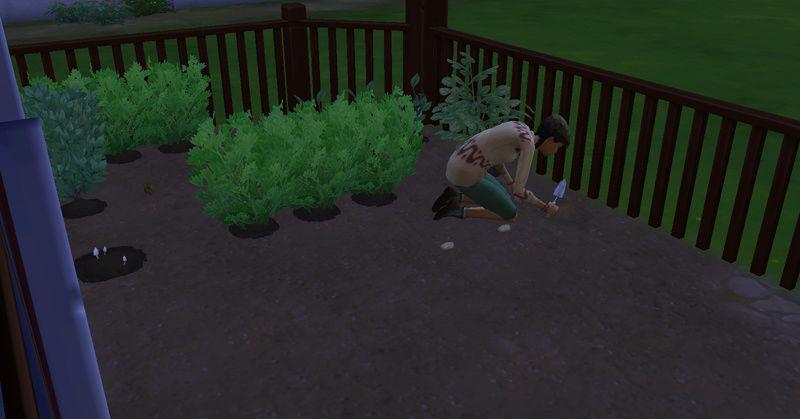 [Abandon] Challenge Jardin-Ecolo-Sims : Les Laterre ! 09-07-34