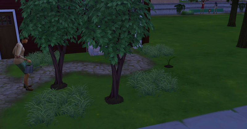 [Challenge Jardin-Ecolo-Sims] Les Laterre ! 09-07-35