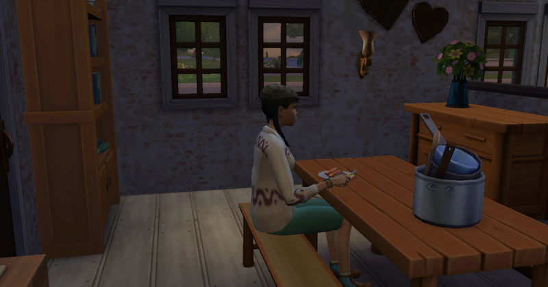 [Abandon] Challenge Jardin-Ecolo-Sims : Les Laterre ! 09-07-36
