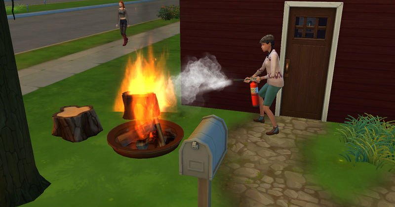 [Abandon] Challenge Jardin-Ecolo-Sims : Les Laterre ! 09-07-39