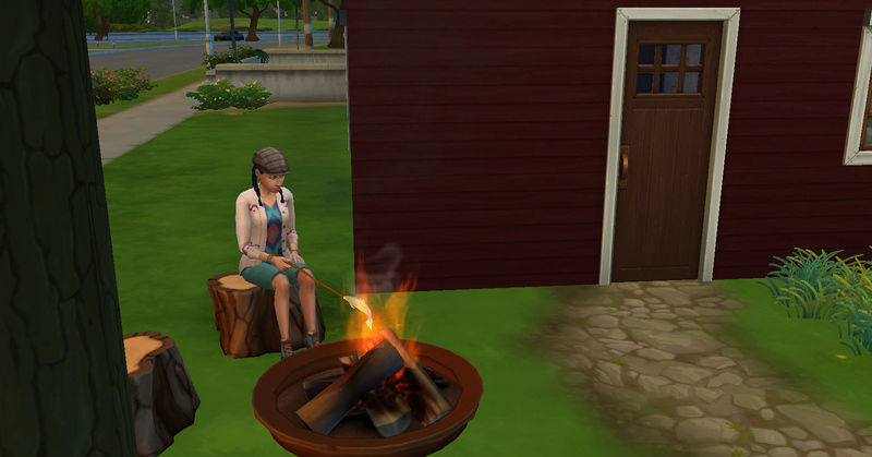 [Challenge Jardin-Ecolo-Sims] Les Laterre ! 09-07-40
