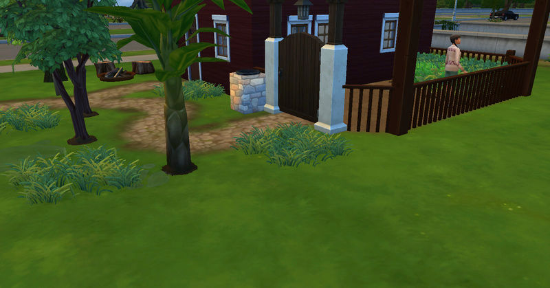 [Challenge Jardin-Ecolo-Sims] Les Laterre ! 09-07-45