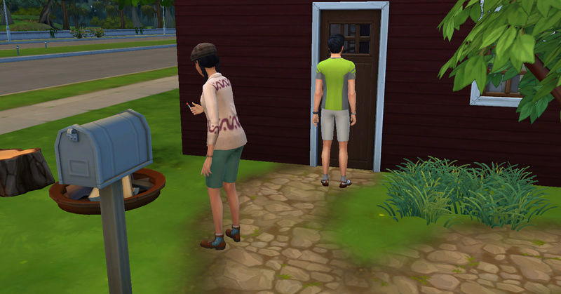 [Challenge Jardin-Ecolo-Sims] Les Laterre ! 09-07-46