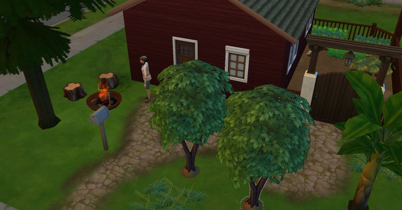 [Abandon] Challenge Jardin-Ecolo-Sims : Les Laterre ! 09-07-48