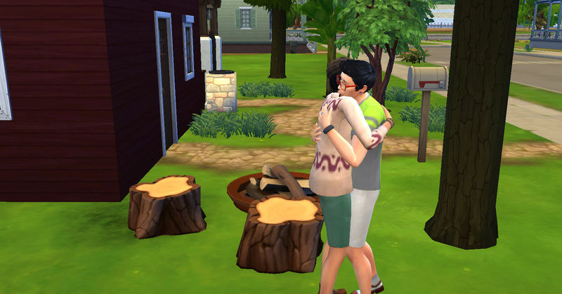 [Challenge Jardin-Ecolo-Sims] Les Laterre ! 09-07-52