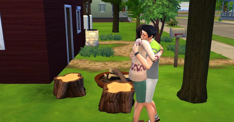 [Abandon] Challenge Jardin-Ecolo-Sims : Les Laterre ! 09-07-52