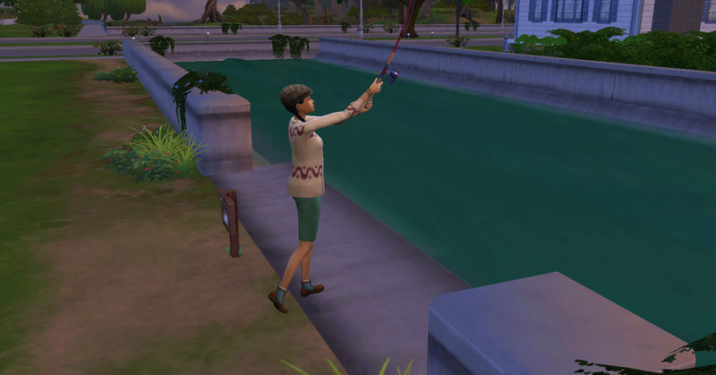 [Challenge Jardin-Ecolo-Sims] Les Laterre ! 14-07-10