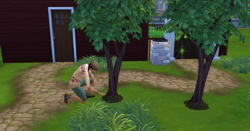 [Abandon] Challenge Jardin-Ecolo-Sims : Les Laterre ! 14-07-11