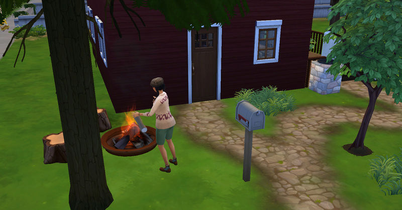 [Challenge Jardin-Ecolo-Sims] Les Laterre ! 14-07-13