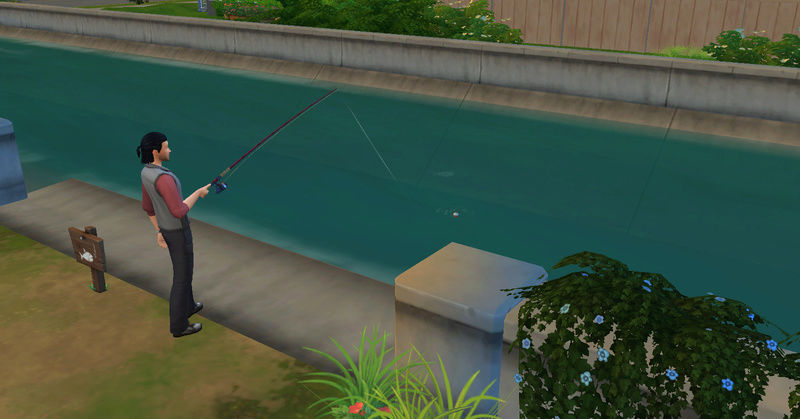 [Challenge Jardin-Ecolo-Sims] Les Laterre ! 14-08-11