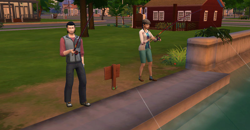 [Challenge Jardin-Ecolo-Sims] Les Laterre ! 23-07-22