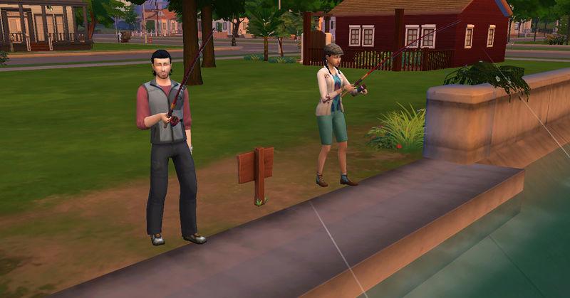 [Abandon] Challenge Jardin-Ecolo-Sims : Les Laterre ! 23-07-22