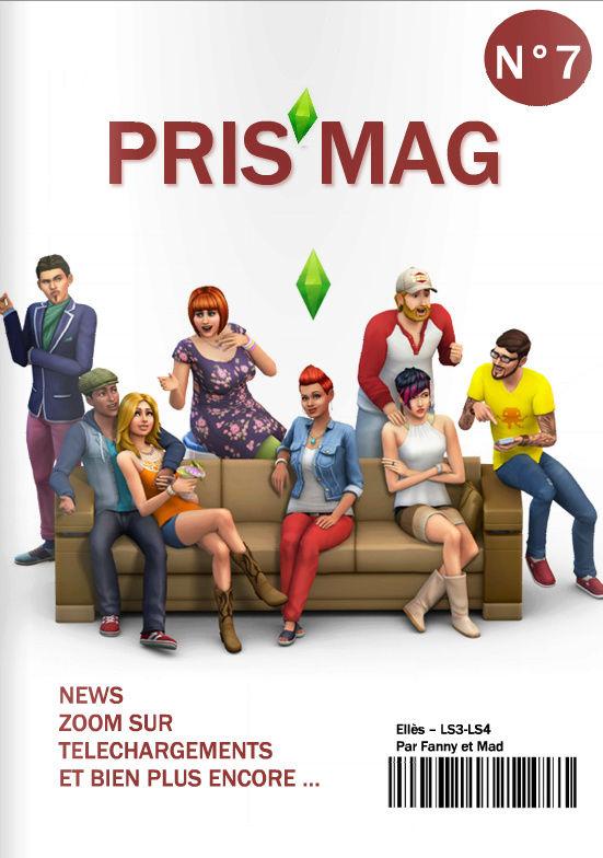 Pris'Mag n°7 Couver10