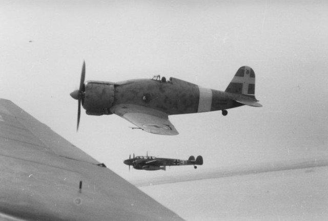 [WW2] Gladiator - Fiat Cr.42 Falco - Beaufighter - Messerschmitt Bf.110 Image17