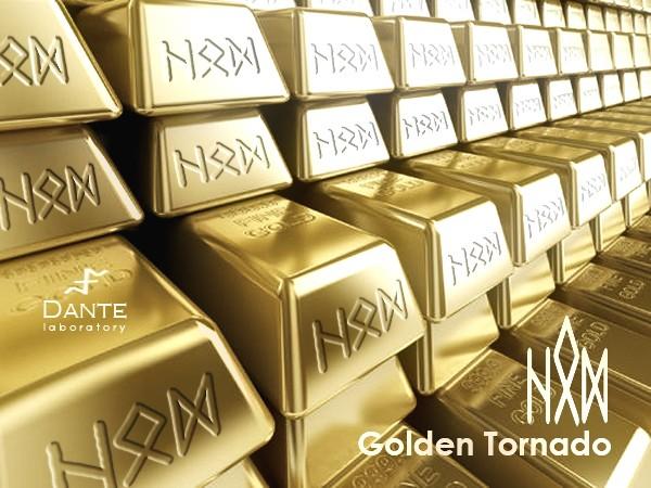 GOLDEN TORNADO  Golden10