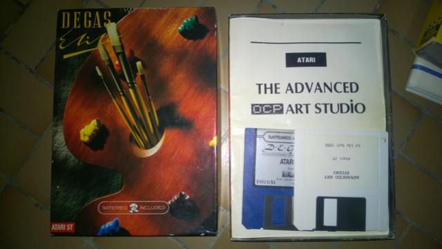 [ESTIM] lot de jeux et logiciels Atari ST en boites Wp_20231