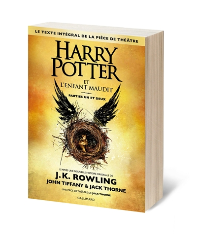 Harry Potter and the Cursed Child, une pièce de théâtre Harry Potter pour 2016 Hp10