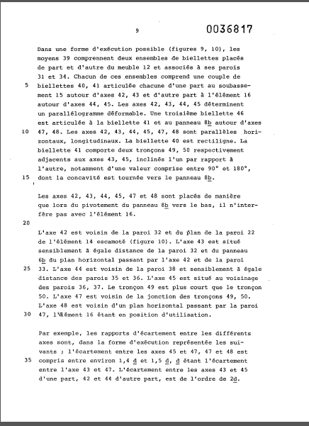 la naissance des esterel (les brevets) 10_81b10