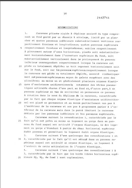 la naissance des esterel (les brevets) 11_7810