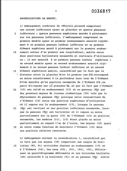 la naissance des esterel (les brevets) 19_81a10