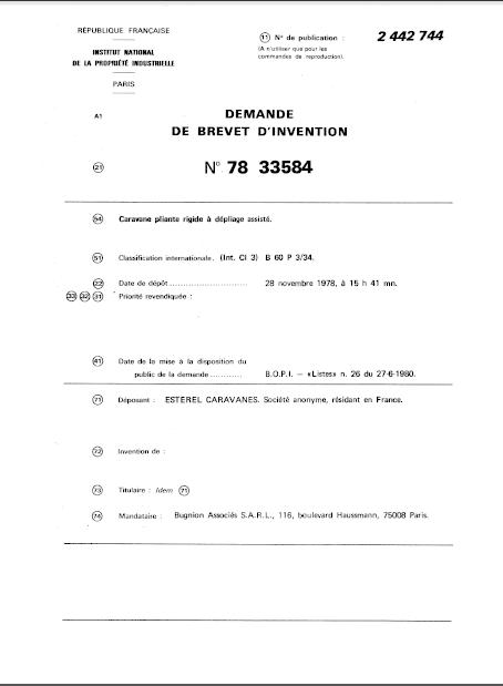 la naissance des esterel (les brevets) 1_7810