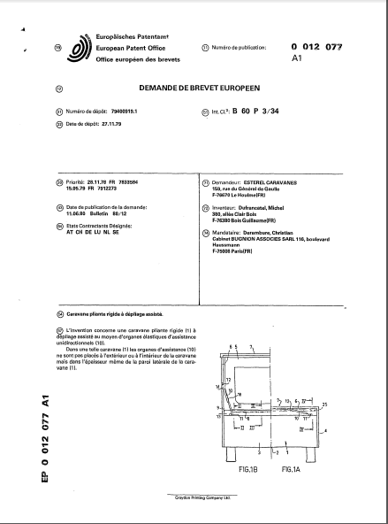 la naissance des esterel (les brevets) 1_79b110